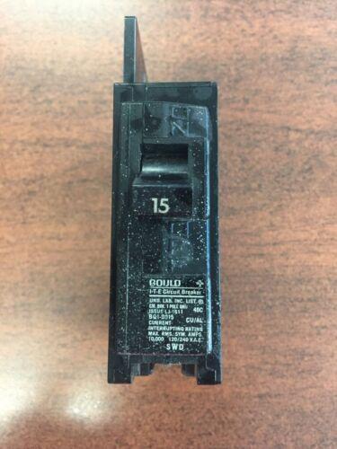 Gould Circuit Breaker 15 Amp