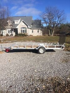 Landscape trailer Kawartha Lakes Peterborough Area image 2