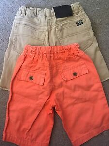 Boys shorts - size 4 Heddon Greta Cessnock Area Preview