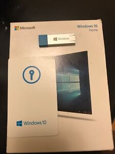 Windows 10 Home with License and USB Installer