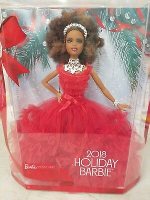 2018 Holiday Barbie Signature Doll