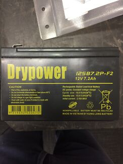 Batteries Rechargeable Lead acid 12V 7.2Ah Balcatta Stirling Area Preview