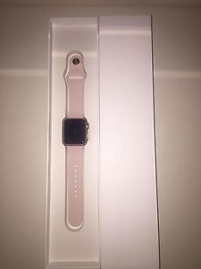 APPLE WATCH ROSE GOLD SERIES 1 38mm