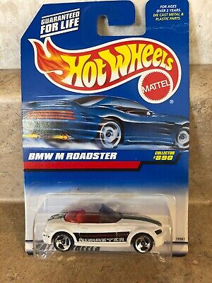 Hot Wheels 1997 BMW M Roadster Collector #890 NEW 19561