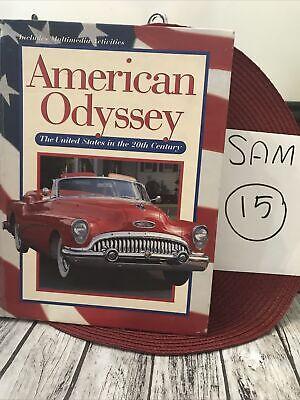 American Odyssey , Hardcover , Nash, Gary B