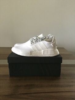 """Adidas NMD """"Triple White Reflective"""" US 9 DS"""