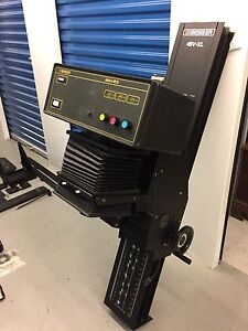4x5 (colour) neg film enlarger/photographic printing