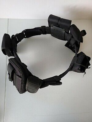 Blackhawk Police Security Duty Belt With Holsters