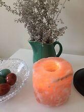 Salt lamp Tea light candle holder Cottesloe Cottesloe Area Preview