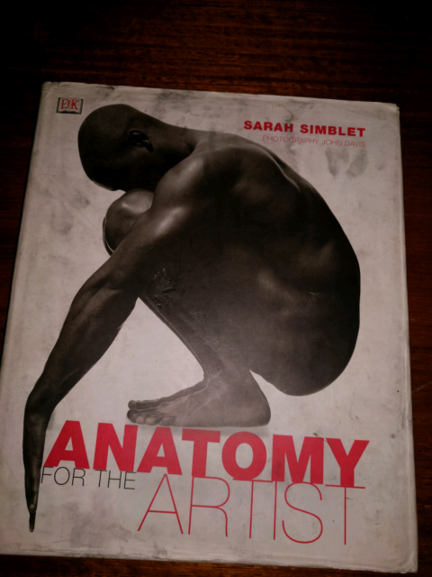 Anatomy For The Artist Sarah Simblet Other Books Gumtree