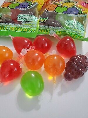 Fruit Jelly TIK TOK CANDY 1 Bag Din-Don - SHIPPING IMMEDIATELY