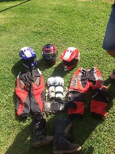 Motorbike gear Finley Berrigan Area Preview