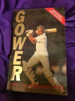 Gower: The Autobiography - David Gower (Martin Johnson)