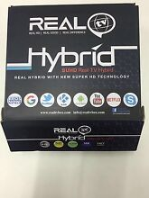 Real tv Hybrid - latest android box Melbourne CBD Melbourne City Preview