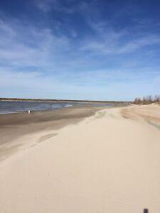 Victoria Beach Manitoba - restricted area