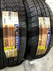 MICHELIN 265/65R17 112S LATITUDE TOUR Kedron Brisbane North East Preview