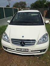 2008 Mercedes Benz A200 Elegance South Granville Parramatta Area Preview