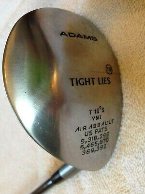 Adams Golf Tight Lies Air Assault Wood 16 Deg 43