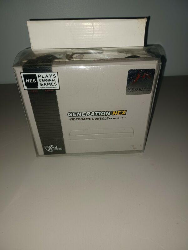 Messiah Entertainment Generation Nex Nes Videogame Console