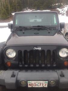 2009 Jeep Wrangler X 2 door