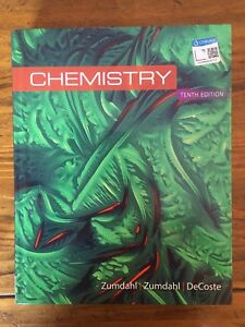 LU first year chemistry textbook