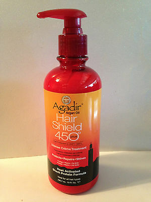 Agadir Argan Oil Hair Shield 450 Plus Intense Creme Cream...