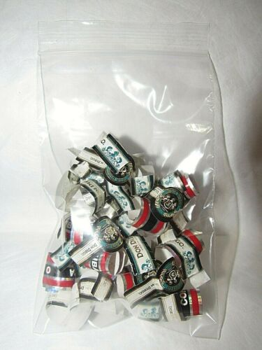 DON DIEGO MACANUDO & ASSORTED FIFTY (50) PIECE BAG SMALL CIGAR LABEL BAND LOT