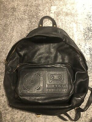 Versace Leather Back Pack