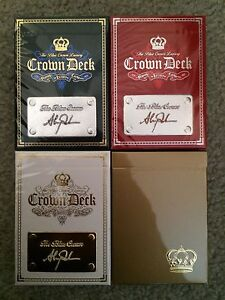 CARTE-DA-GIOCO-CROWN-DECK-LUXORY-EDITION-poker-size