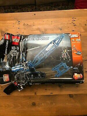 LEGO Technic 42042 Crawler Crane New But Read Description