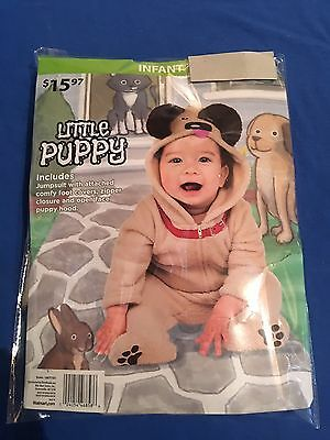 Halloween Costume Infant Little Puppy 0-6 months, 6-12 months, or 12 -18 months
