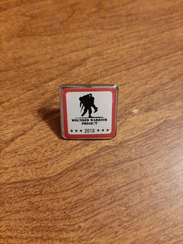 Wounded Warrior Project 2018 Lapel Pin