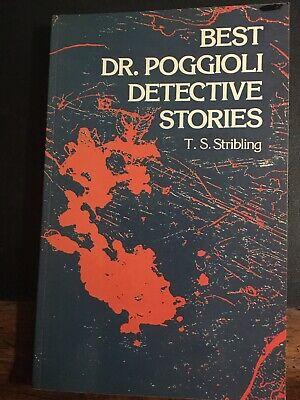 Best Dr. Poggioli Detective Stories by S. Stribling (1975,