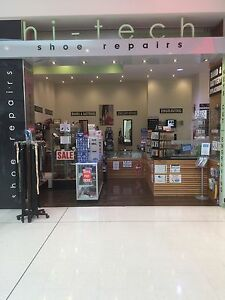 Shoe Repair key cutting engraving watch service shop for sale Whittlesea Whittlesea Area Preview