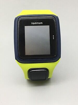 TomTom Runner Cardio GPS Bluetooth 8RS00 Waterproof Fitness Smart Watch A24