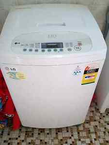 LG 7.5 kg washing machine St Marys Penrith Area Preview