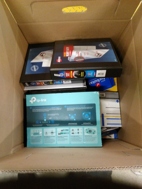 BULQ Liquidation Lot | New | Computers/Tablets & Networking