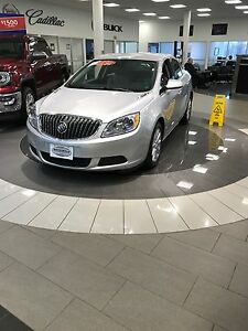 New 2016 buick verano blow out