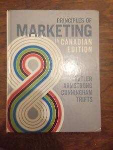 Principles of Marketing -8th Canadian Edition