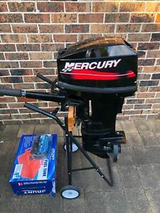 Mercury Outboard Motor 25 hp Short Shaft