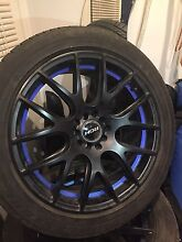 ROH Evolution R Wheels & Tyres McGraths Hill Hawkesbury Area Preview