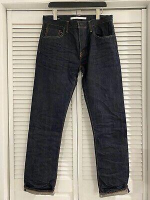 Mastercraft Union selvedge jeans, $800+ made in Japan Okayama Japan MCU Japan