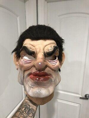 Halloween 5 Car Scene Brute Michael Myers Mask Don Post RUDEL BRUTE BRUTALO - Michael Myers Mask Halloween 5