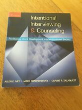 INTENTIONAL INTERVIEWING and COUNSELING 7th edn Warwick Southern Downs Preview