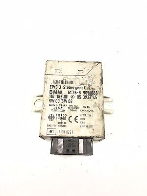 GENUINE BMW 3 SERIES E46 IMMOBILISER MODULE 6905667 #C4