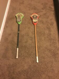 Lacrosse sticks for sale