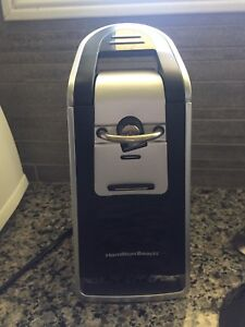 Electric Can Opener for Arthritis Sufferers