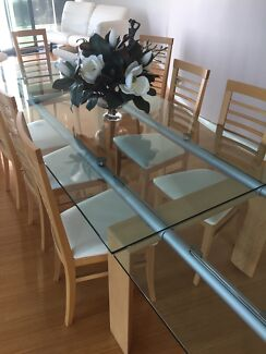 Dining Room Table Seats 8