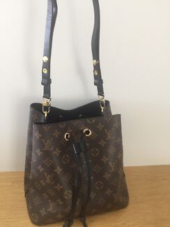 Louis Vuitton bag current season can post for $15