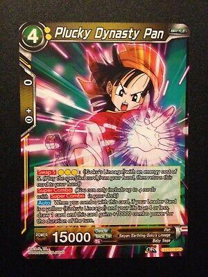 Power of Friendship Pan BT4-009 FOIL Common Dragon Ball Super TCG Near Mint